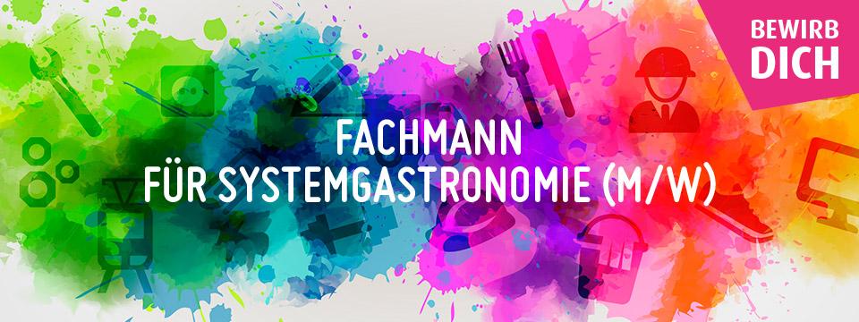 fachmann f r systemgastronomie 2018 m w mit tagebuch ausbildung in halle. Black Bedroom Furniture Sets. Home Design Ideas