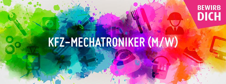 KFZ-Mechatroniker(-in)