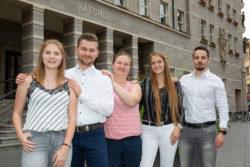 Ausbildung bei der Stadtverwaltung Halle (Saale)